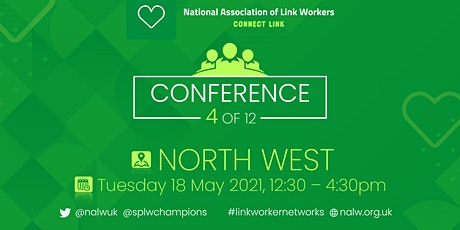 Social Prescribing Link Workers Conference-North West tickets