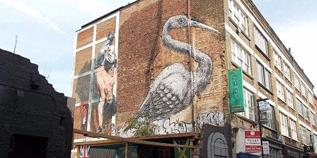 Brick Lane, London's most exciting street – the Zoom tour with Ed Glinert tickets