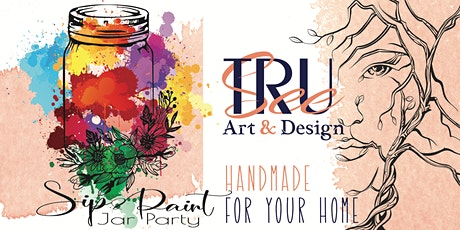Craft Show Sip & Paint Jar Party tickets