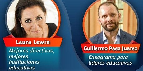 JORNADA PARA DIRECTIVOS - Laura Lewin & Guillermo Paez Juarez entradas