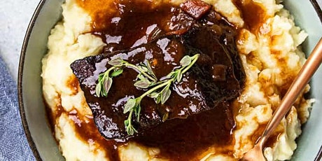 Weekly Feast - Red Wine Braised Short Ribs tickets