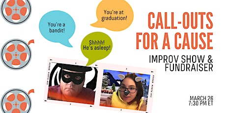 Call-Outs for a Cause: Improv Show + Fundraiser tickets