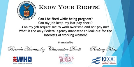 Know Your Rights tickets