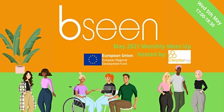 BSEEN Entrepreneurs Monthly Meet-up - May 2021 tickets