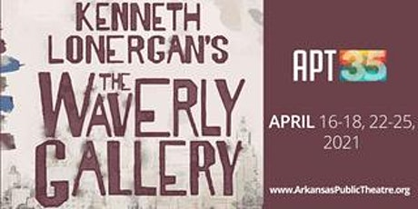The Waverly Gallery tickets