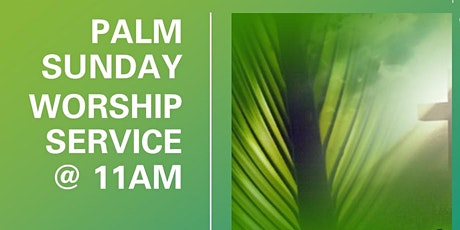 Faith Lutheran Palm Sunday Worship tickets