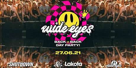 WIDE EYES: THE BACK-TO-BACK DAY PARTY tickets