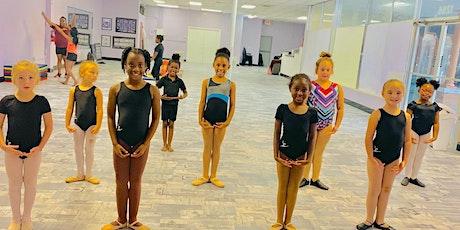 Ballet camp tickets