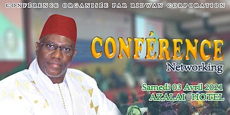 Conférence Ridwane Corporation billets