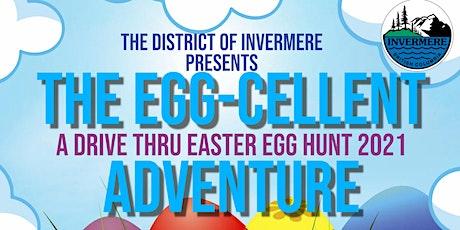 The Egg-cellent Adventure: Drive Thru Easter Egg Hunt tickets
