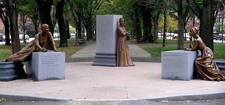 A Celebration of Women's History Month: Women in Public Art in Boston image