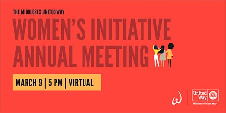 2021 Women's Initiative Annual Meeting tickets