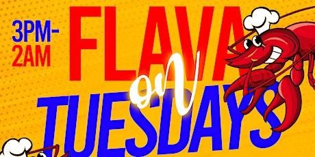 FLAVA TUESDAYS! tickets