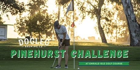 Dogleg Brewing Company Pinehurst Challenge at Emerald Isle Golf Course tickets