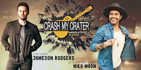 Crash My Crater 2021 tickets