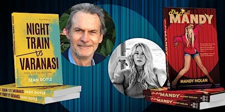 MANDY NOLAN  & SEAN DOYLE LAUNCH NEW BOOKS tickets
