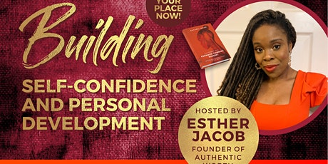 Building Self-Confidence and Personal Development tickets