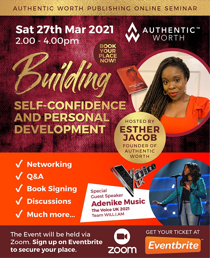 Building Self-Confidence and Personal Development image