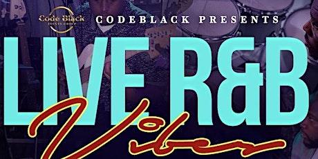 Live R&B Vibes tickets