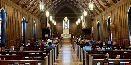 11:00 a.m. Holy Eucharist (Rite II) - March 7, 2021 tickets