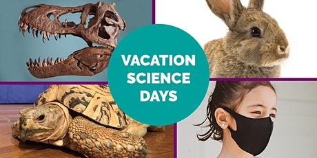 Vacation Science Days tickets