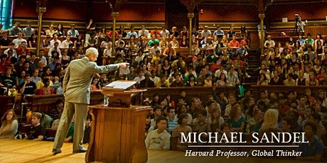 A Conversation with Michael Sandel on his new book, The Tyranny of Merit tickets