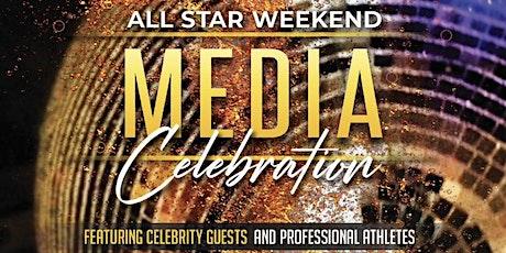 MyDJDre Presents: 2021 AllStar Weekend Media & Music Celebration. tickets