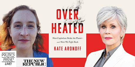 P&P Live! Kate Aronoff | OVERHEATED with Jane Fonda tickets