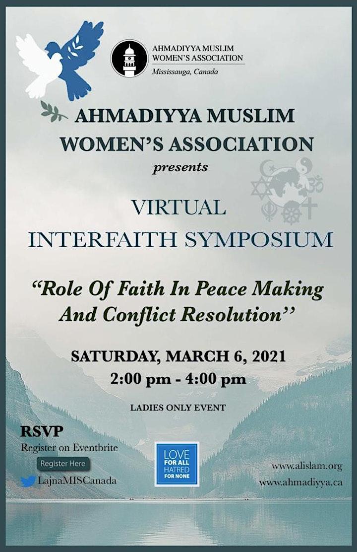 Interfaith Symposium image