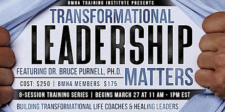 Transformational Leadership Matters! tickets