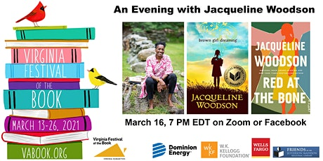 An Evening with Jacqueline Woodson tickets
