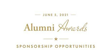 Alumni Awards Sponsorships tickets