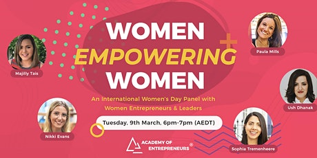 OPEN DAY: Women Empowering Women tickets