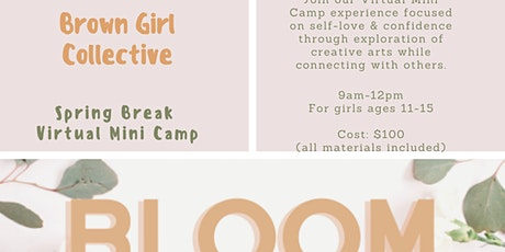 Spring Break Mini Camp- Black & Brown Girls tickets