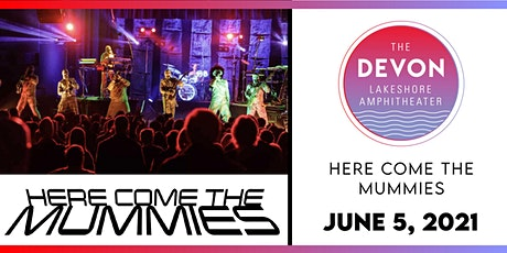 Here Come The Mummies with special guest Astrofix tickets