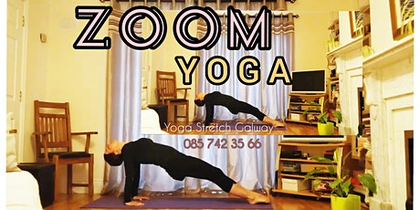 SATURDAY+ THURSDAY ZOOM Yoga |7 WEEKS | COMBO |€70 tickets