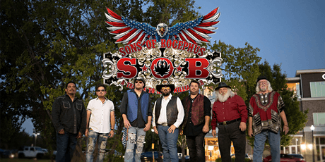 The Sons of Bocephus: A Tribute to Hank Williams Jr* tickets
