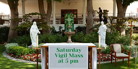 SATURDAY VIGIL OUTDOOR - 5 pm Mass At Saint Paul the Apostle tickets
