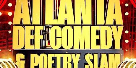 ATL DEF Comedy & Poetry Slam tickets