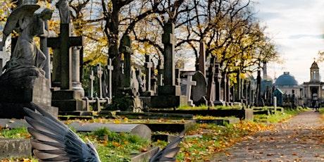 A Dead Good Job: Gravedigging in Municipal Cemeteries tickets