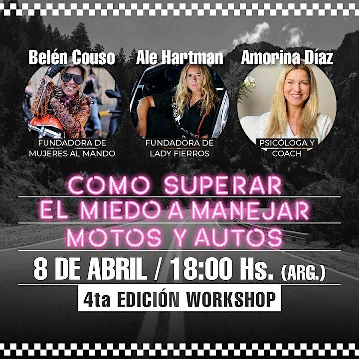 Imagen de COMO SUPERA EL MIEDO A MANEJAR AUTOS y MOTOS