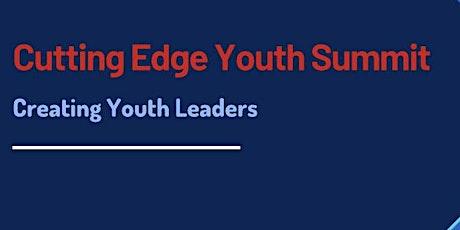 Cutting Edge Youth Summit tickets