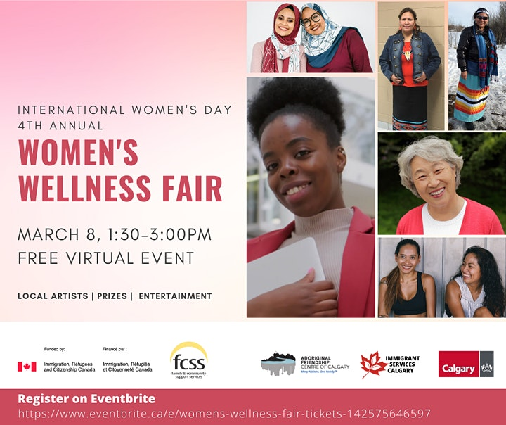 International Women's Day - Women's Wellness Fair image