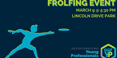 GGFYP Frolfing Event tickets