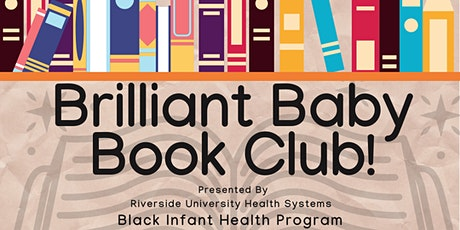 Wednesday Brilliant Babies Book Club tickets