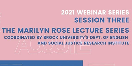ACCUTE Pandemic Webinar #3: The Marilyn Rose Lecture Series tickets
