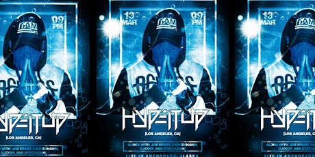 """Bass From The North With Special Guest """"HYPEITUP"""" tickets"""
