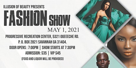 Illusion Of Beauty Fashion Show tickets