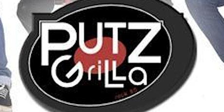 PUTZ GRILLA - RED EVOLUTION ingressos