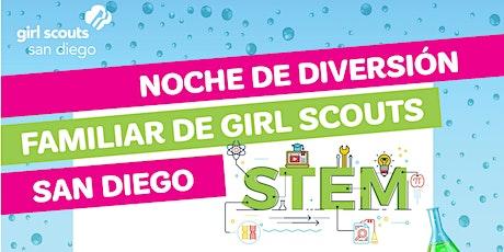 Noche STEM de Girl Scouts: ¡construyamos una lámpara de lava! tickets